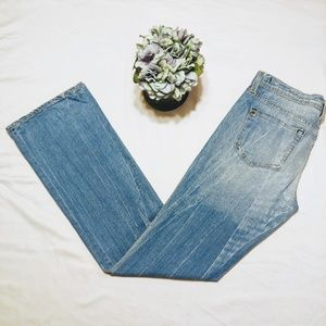 Genetic Denim Dominant Gene Straight Leg Jeans